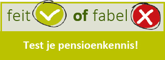 feit of fabel test je pensioenkennis